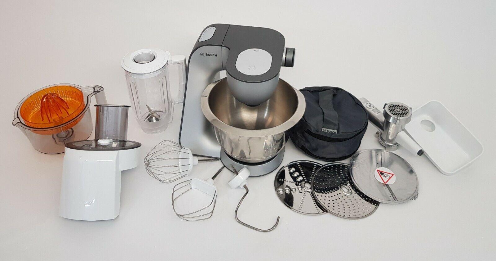 Mixer Küchenmaschine Fleischwolf Zerkleiner Blender Bosch MUM56340, Gebraucht