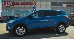 2017 Ford Escape SE ACCIDENT FREE - WARRANTY - 4WD - ECOBOOST...