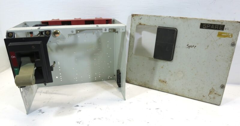 "Cutler Hammer 2100 150 Amp Breaker 12"" Feeder MCC Bucket 100 Amp 100A 150A"
