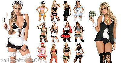 NEW Wholesale Lot Sexy Women Costumes Lingerie Party Halloween Rave S M L XL](Rave Costumes For Women)