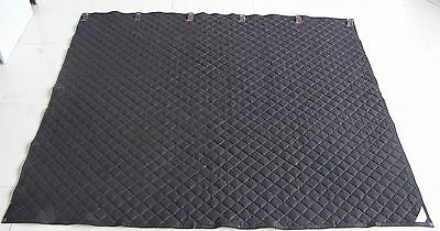 NoizMute,EZ Hang Acoustic Sound Proof Blanket,72H x 80W.