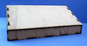 Model Railway Baseboards Control Panel  Modular Laser Cut Base Boards