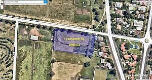 From $200p/wk Vacant Land for Rent - 8000m2 - 700m from Dubbo CBD Dubbo Dubbo Area Preview