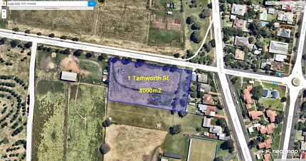 From $100p/wk - Land for Rent - 8000m2 - 700m from Dubbo CBD