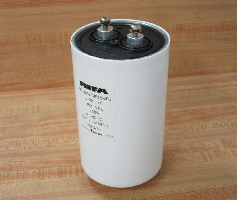 Rifa PEH200YY481BMB2 Round Capacitor