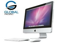 Apple iMac 21.5 inch i5 QUADCORE 2.5 Ghz 8gb Ram 500 HD Logic9 Adobe FinalCutProX/Studio