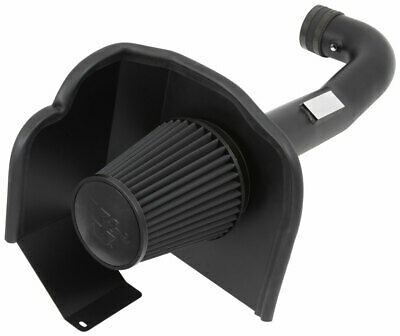 K&N Blackhawk Air Intake System for 14-18 Silverado 1500 / Sierra 1500 5.3L 6.2L