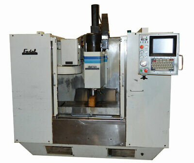 Fadal Vmc40 Cnc-88 Vertical Machining Center Mill See-video 3-axis Cat40 Bt40