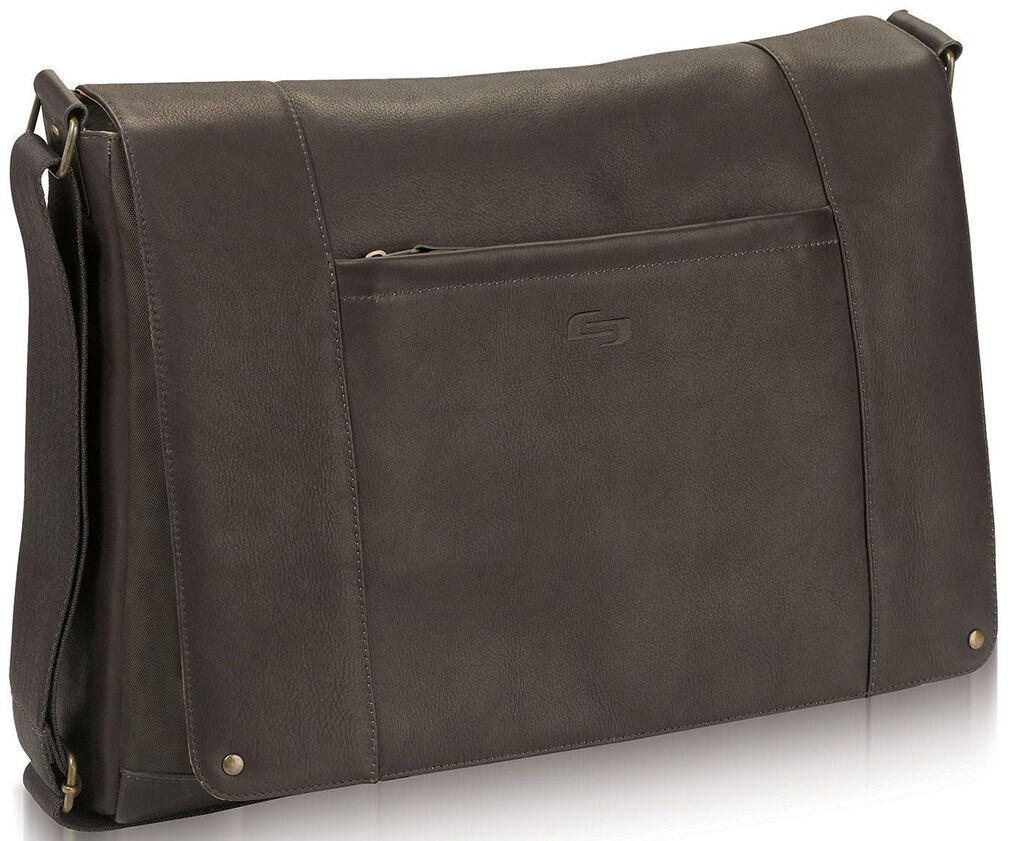 Top 10 Leather Messenger Bags | eBay