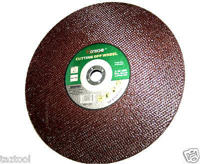 Cut Off Wheels 14 Set Of 25 Pc For Metal Chop Saw Cut Off Machine Hoteche