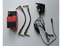 Boss RC-1 Loop Pedal (With Cables) Good Condition