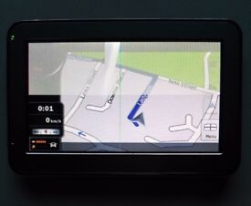 Nav-N-Go GPS Sat Nav - Latest 2018 HERE Maps - West Europe (see countries list) (no offers, please)