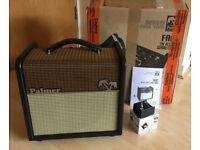 Palmer Fab5 All tube 5W amp