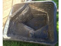 Medium sized fish pond for sale