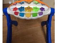Fisher price 3 stage piano