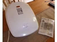 George Foreman Lean fat reducing grill