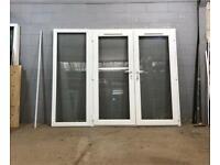 Upvc french patio door (ref 97)