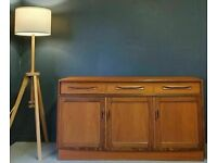 Includes delivery G Plan Sideboard Cupboard Drawers Teak Mid Century