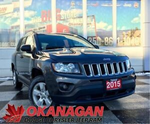 2015 Jeep Compass SPORT 4X2 | Manual | Super Low KMS | 1 Owner