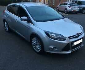 2012 FORD FOCUS ZETEC - 1.6 DIESEL - MANUAL - FULL SERVICE HISTORY