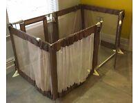 SUMMER INFANT SAFETY GATES x 2 SETS