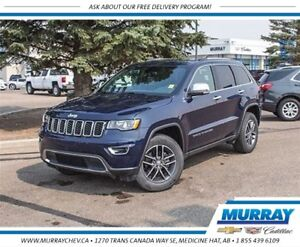 2017 Jeep Grand Cherokee Limited *4x4 *Leather