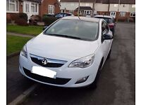 Vauxhall astra 1.6 limited edition