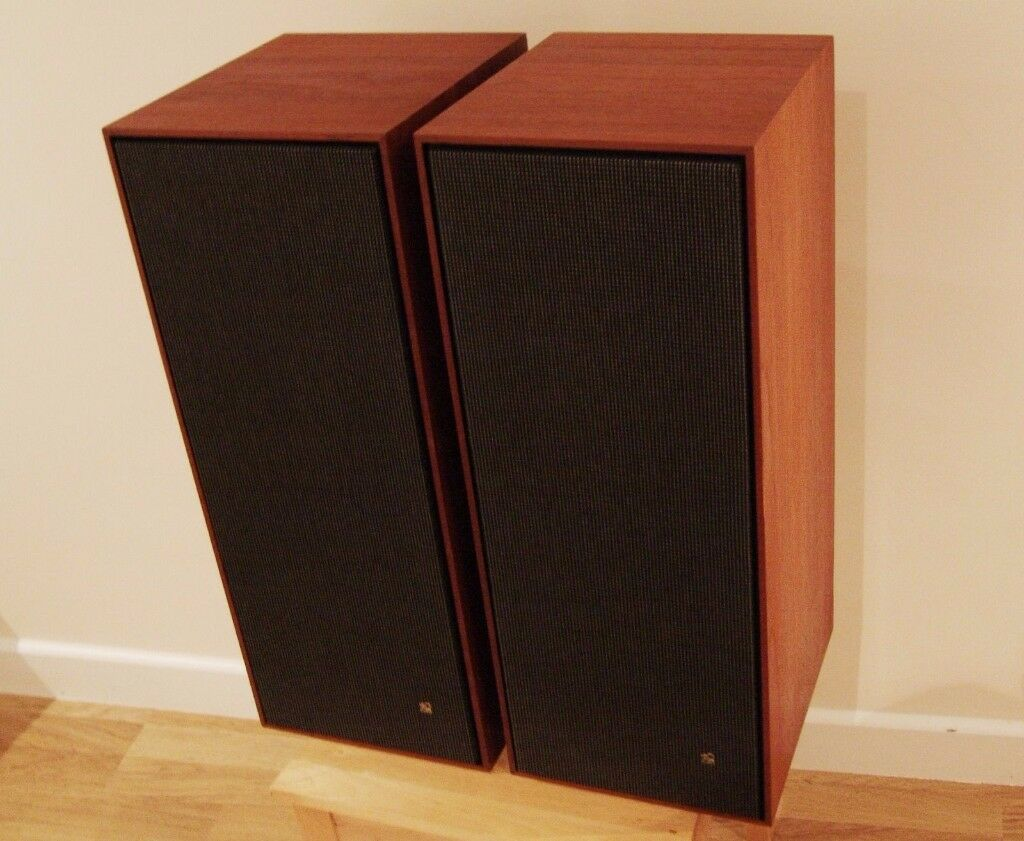 vintage bang and olufsen b o beovox 2400 speakers vgc. Black Bedroom Furniture Sets. Home Design Ideas