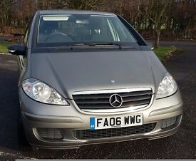Mercedes A Class -MOT UNTIL 2018 !!! Only one owner from new, Great condition and cheap road tax