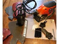 Black & Decker Mouse hand detail sander