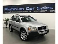 VOLVO XC90 D5 SE AWD GEARTRONIC (silver) 2004