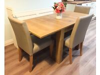 Dinning Room Table (excellent condition, extendable, seats 8, purchased from NEXT)