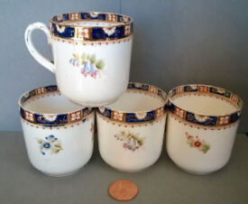william lowe china cups