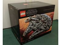 Lego Millennium Falcon UCS 75192 New in sealed box available now !