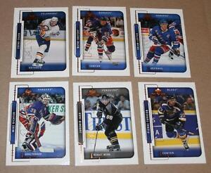 Upper Deck MVP single card Strathcona County Edmonton Area image 1