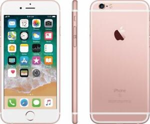 iPhone 6s 128GB Rose Gold UNLOCKED ( including Freedom / Chatr ) 10/10 condition $300 FIRM