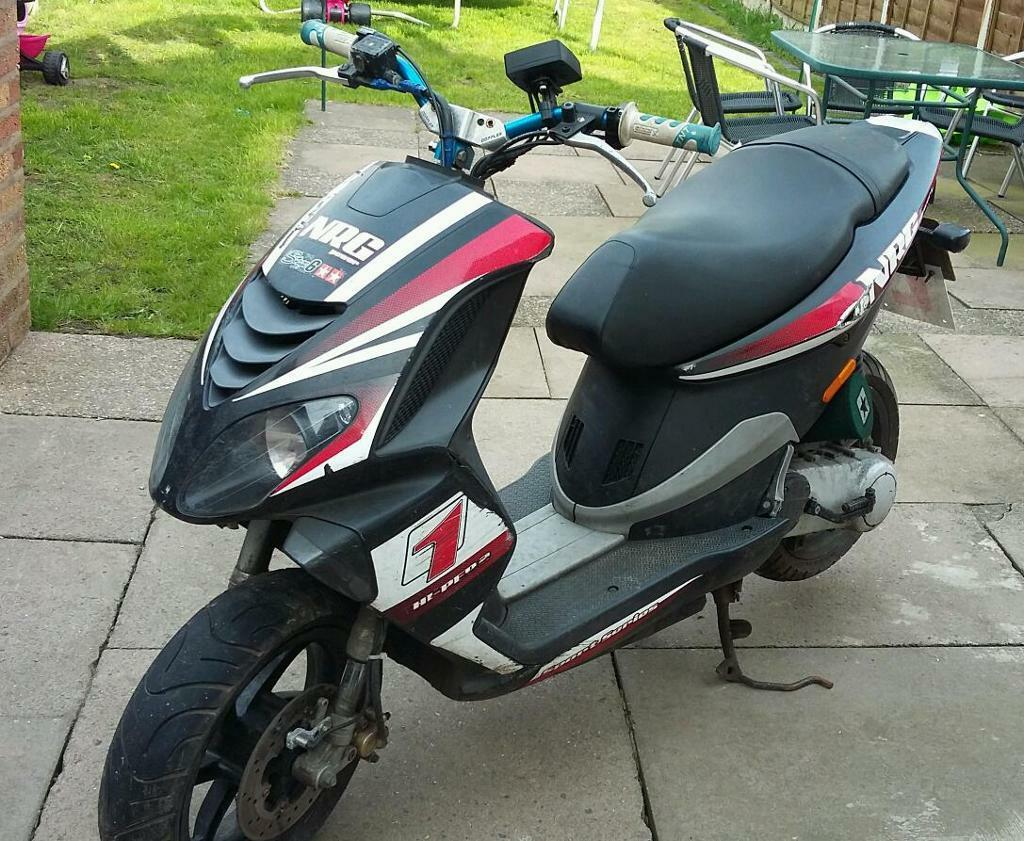 piaggio nrg 50cc (2010 plate) | in kings norton, west midlands