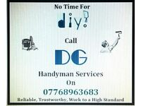 Handyman available for variety of jobs