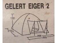 Tent -weatherproof