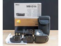 Nikon MB-D14 Battery Grip for D600/D610