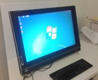 26 inch Tablet Computer - Desktop - HP TouchSmart IQ816