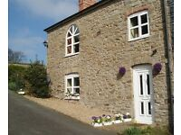 COUNTRYSIDE COTTAGE TO RENT - 3 BEDS & GRAZING