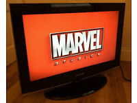 26in Samsung LCD TV - FREEVIEW