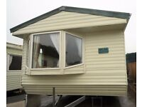LUXURY STATIC CARAVAN - FOR SALE - 3 BED DOUBLE GLAZED & CENTRAL HEATED