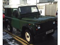 Landrover 90 petrol 1988 for sale