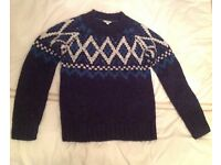Fat face jumper size 12 new