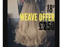 HAIR EXTENSION OFFER