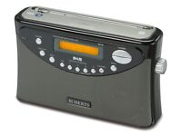 Roberts DAB Radio - Like new - Great Sound