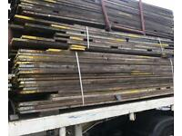 Used Wooden Scaffold Boards/ Planks