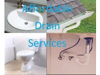 Affordable Drain Services Manchester